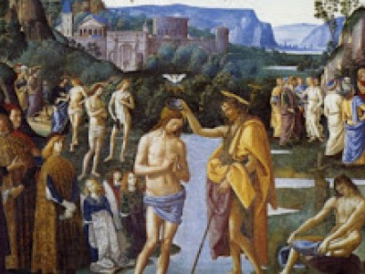 January 13; The Baptism of the Lord; Year C