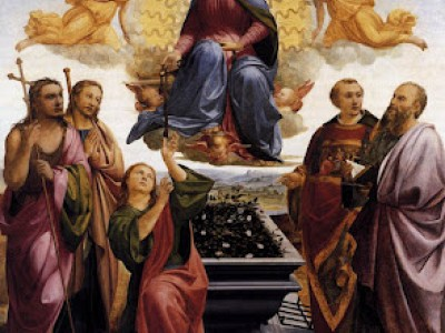 August 15; Solemnity of the Assumption of the Blessed Virgin Mary; Year B