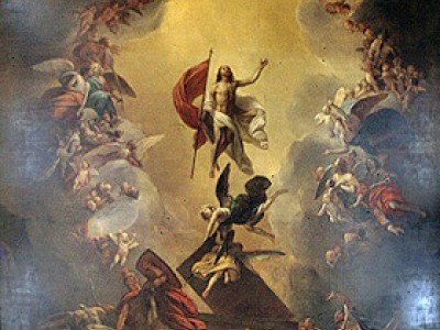 May 21; Solemnity of the Ascension of the Lord