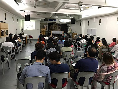 [RECAP] Christ's Servant Leadership 3-day Workshop