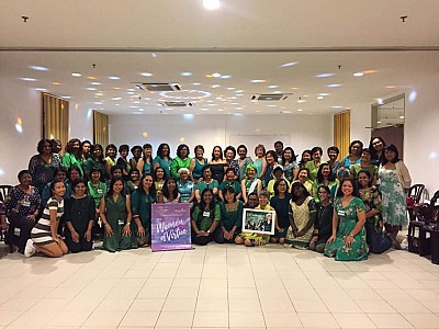 [RECAP] Women of Virtue Retreat 2018
